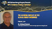 The Growing Conflicts in the Global Energy Enterprise