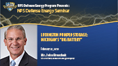 "Ludington Pumped Storage: Michigan's ""Big Battery"""