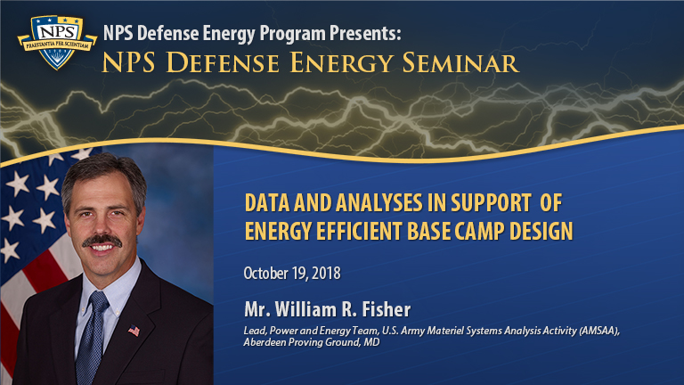 Data and Analyses in Support of Energy Efficient Base Camp Design