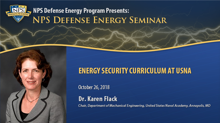 Energy Security Curriculum at USNA