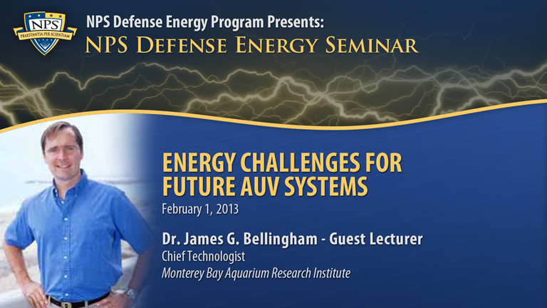 Energy Challenges for Future AUV Systems