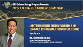 Joint Deployment Energy Planning and Logistics Optimization Initiative (J-DEPLOI)