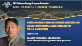 Model and Simulation Based Systems Engineering and Analysis in Operational Energy Research