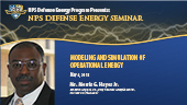 Modeling and Simulation of Army Operational Energy