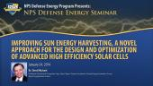 Improving Sun Energy With Advanced High Efficiency Solar Cells