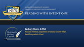 Reading With Intent One