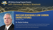 Nuclear Low-Carbon Energy Futures
