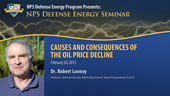 NPS Defense Energy Seminar