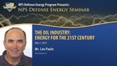 The Oil Industry: Energy For The 21St Century