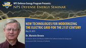 New Technologies for Modernizing the Electric Grid for the 21St Century