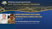 Energy Independent Intelligence, Reconnaissance & Surveillance (ISR)