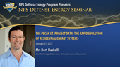 The Pecan St. Project Data: The Rapid Evolution of Residential Energy Systems