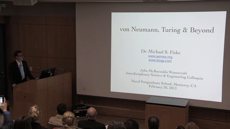von Neumann, Turing and Beyond
