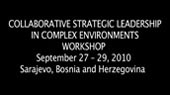 Collaborative Strategic Leadership in Complex Environments Workshop