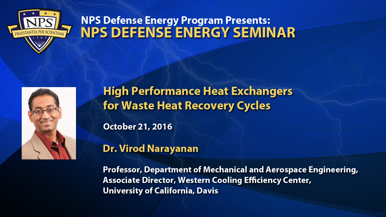 High Performance Heat Exchangers for Waste Heat Recovery Cycles
