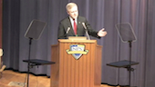 Secretary of the Navy Guest Lecture Series presents Secretary of the Navy Ray Mabus