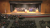 Naval Postgraduate School Graduation Ceremony