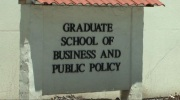 Graduate School of Business and Public Policy