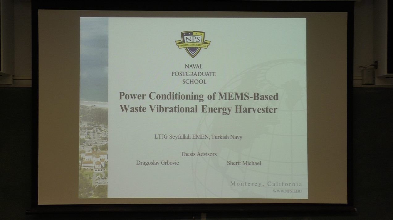 Power Conditioning For Mems-Based Waste Vibration Energy Harvester
