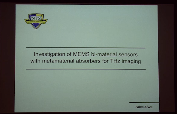 Investigation of MEMS bi-material sensors with metamaterial absorbers for THz imaging