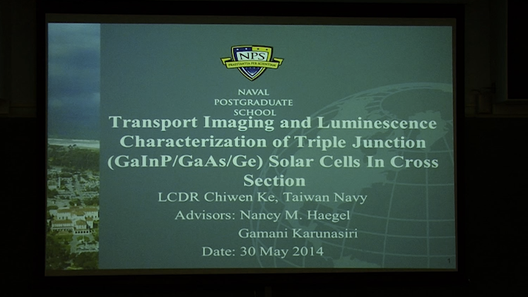 Transport Imaging and Luminescence Characterization of Triple Junction GaInP/GaAs/Ge) Solar Cells In