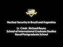 Nuclear Security in Brazil and Argentina